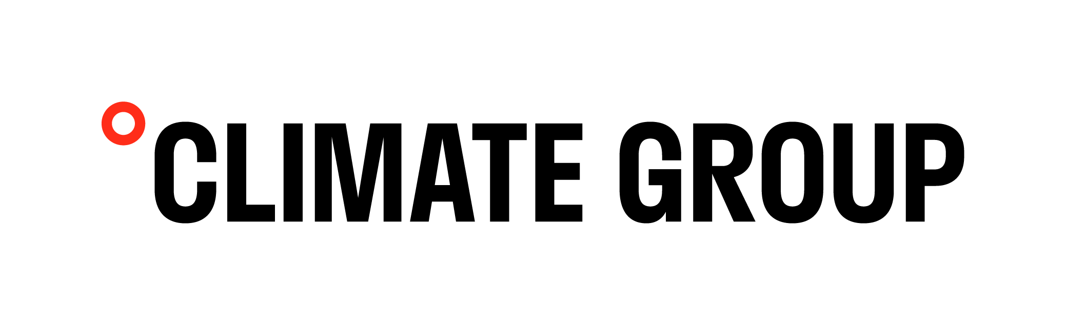 TCG-Logos-RGB_Climate group - Full Logo - Black